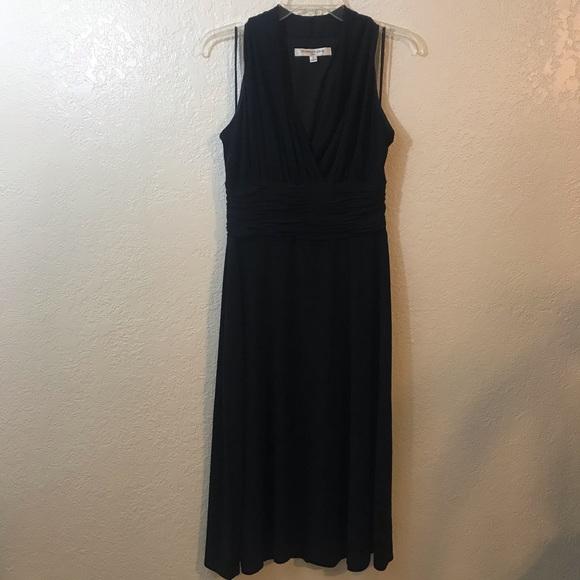 Evan Picone Dresses & Skirts - Evan-Picone Black Cocktail/ Party Dress SZ 8